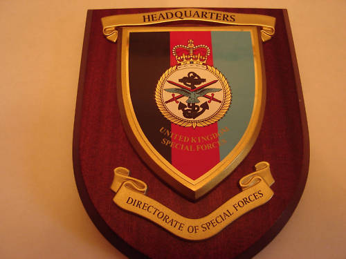Directorate Of Special Forces Headquarters Military Wall
