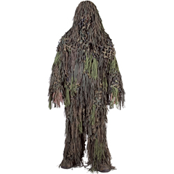 Ghillie suit army hunting sniper camo tr