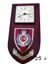 25 x Military Wall Clock Plaque ( any 25 wall clocks of your choice or Bespoke )