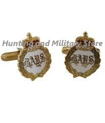 Queens BAYS Regimental Military Cufflinks