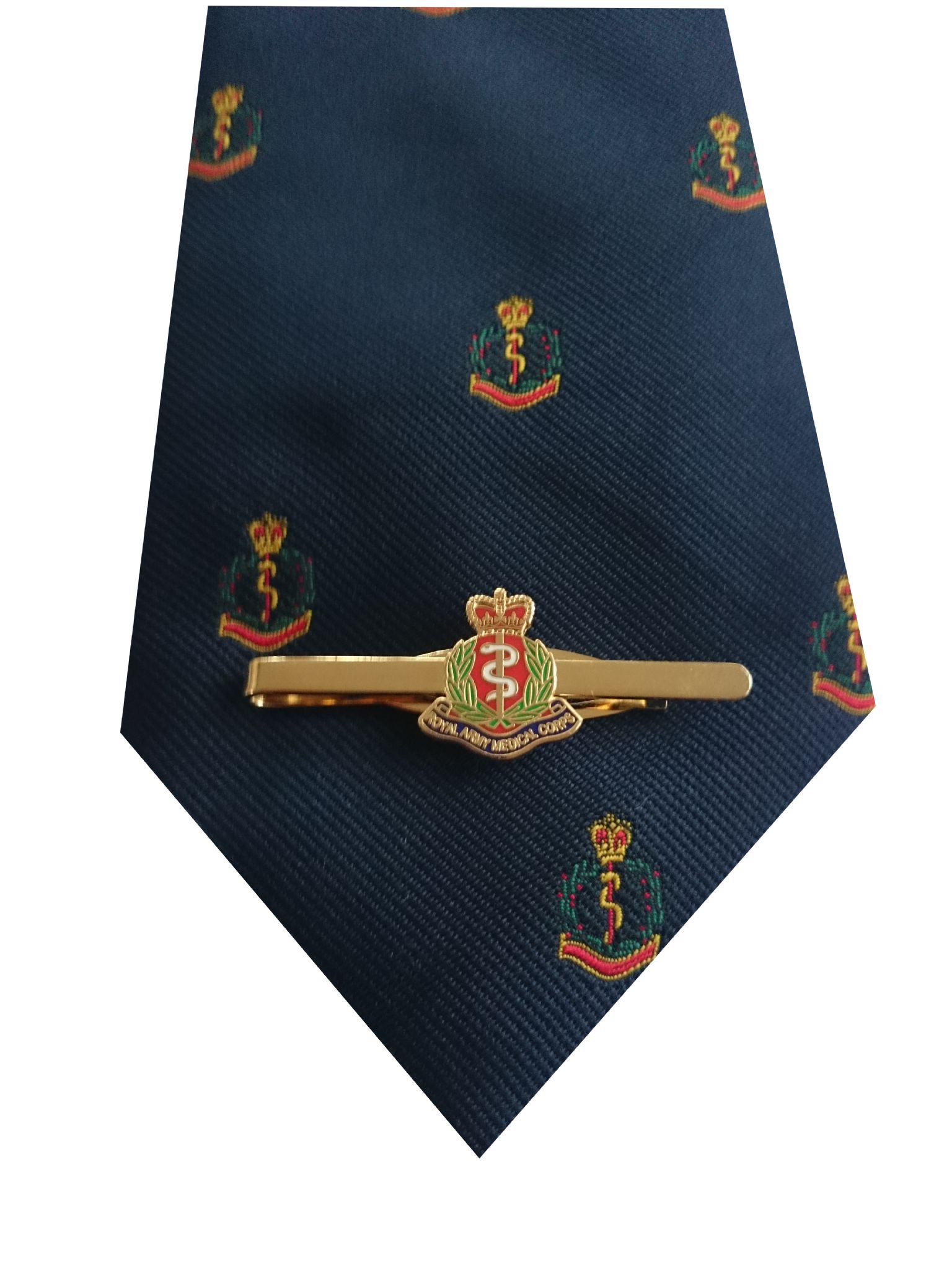 Ramc royal army medical corps tie tie clip set p285 ccuart Images